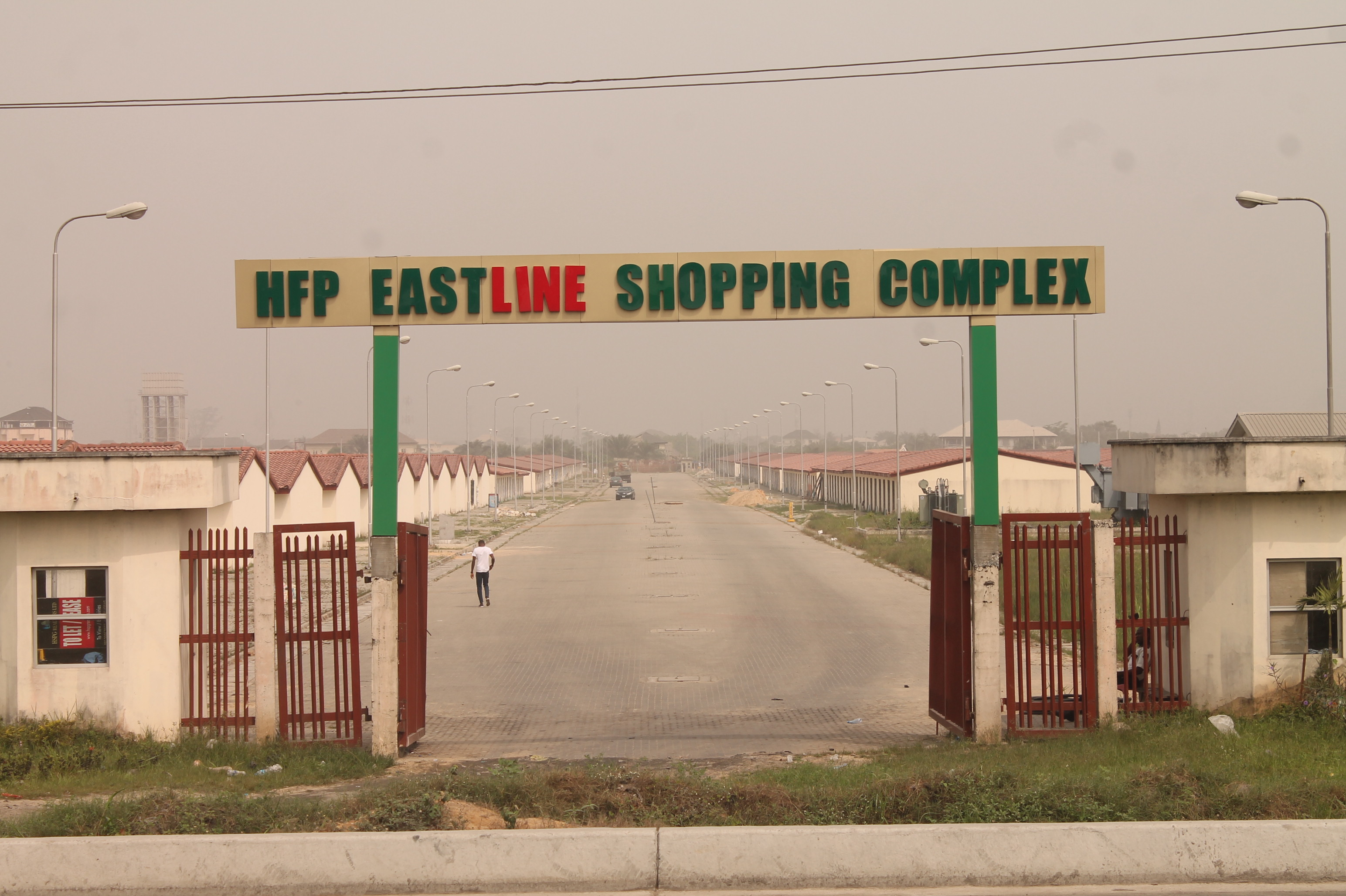 Eastline Shopping Complex